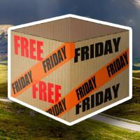 Couverture free friday